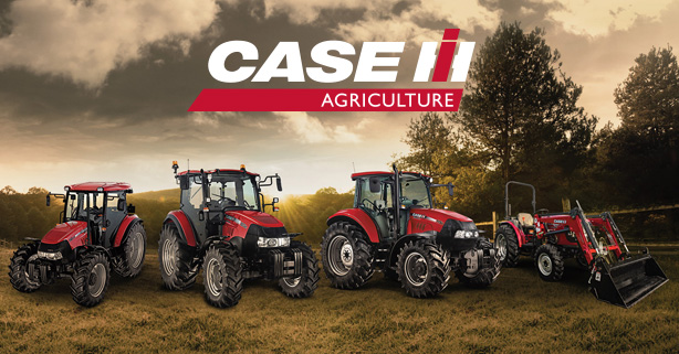 CASE IH Tractors & Machinery