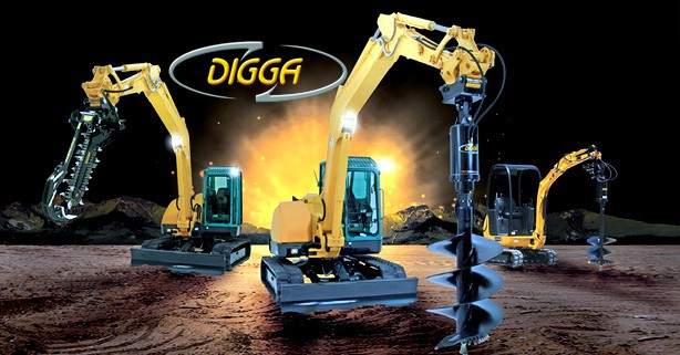 Digga Equipment