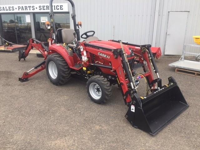 2018 Case IH Farmall 20B Tractor