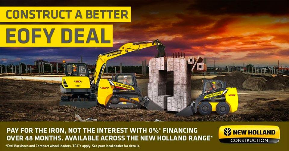 Construct A Better EOFY Deal