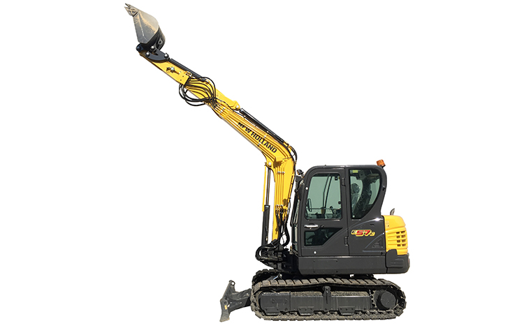 New Holland Construction E57C Compact Excavator