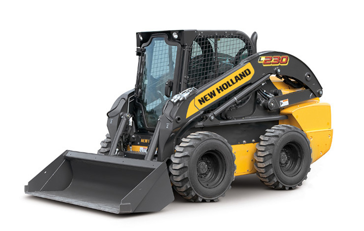 New Holland L230 Skid Steer Loader