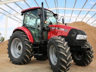 2017 Case IH Farmall 95C Tractor