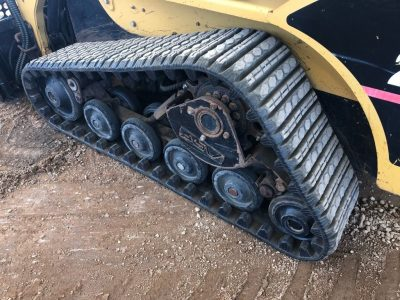 2005 Caterpillar 257B Loader