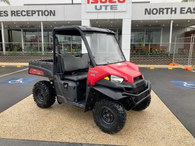 2018 Polaris Ranger 570 ATV **READY TO WORK** Off Road Bike