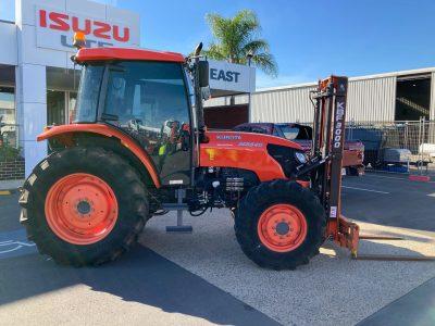 2010 Kubota M8540 Tractor **READY TO WORK** Tractor