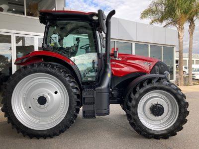2020 CASE IH Maxxum 135 Case IH Maxxum 135 CVX Tractor